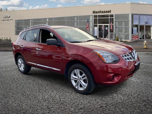 2015 Nissan Rogue Select S [13]