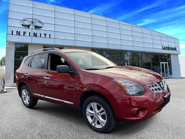 2015 Nissan Rogue Select S [12]