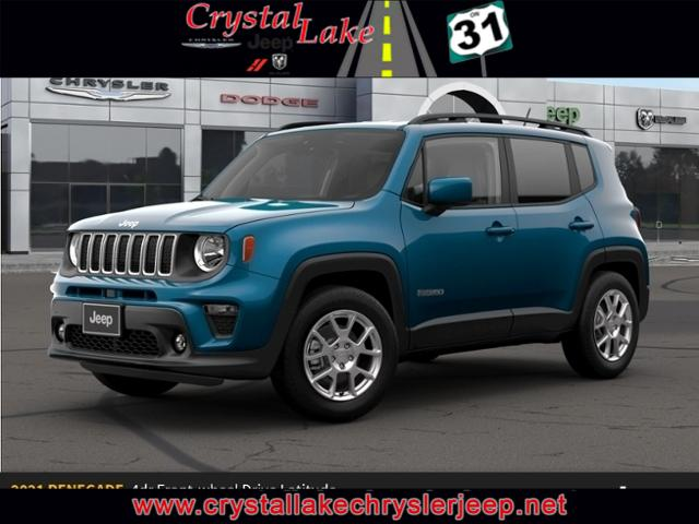 2021 Jeep Renegade Latitude for sale in Crystal Lake, IL