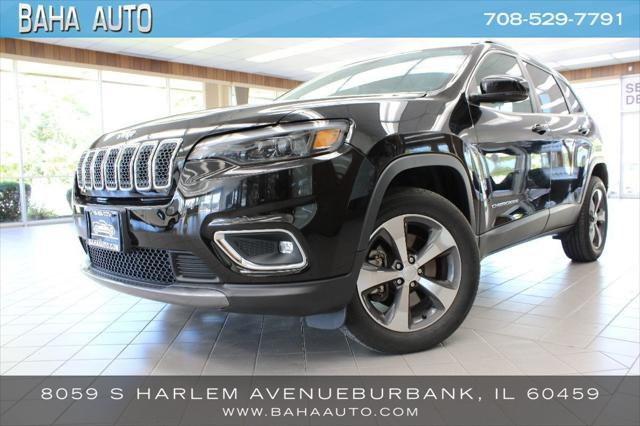 2019 Jeep Cherokee Limited for sale in Burbank, IL