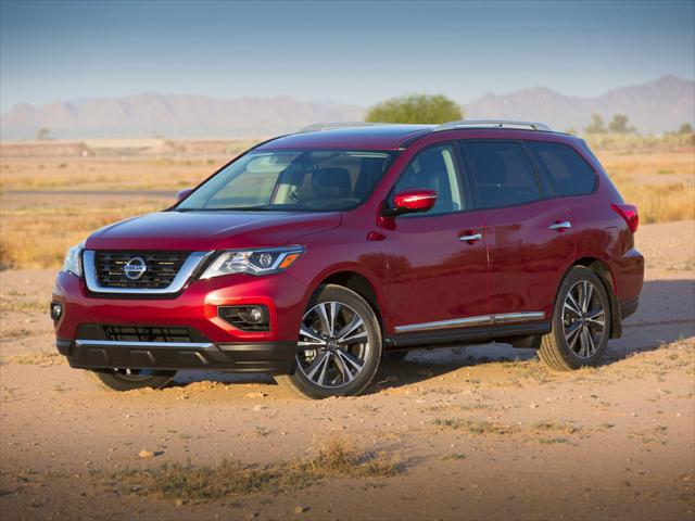 2020 Nissan Pathfinder Platinum for sale in Erie, PA