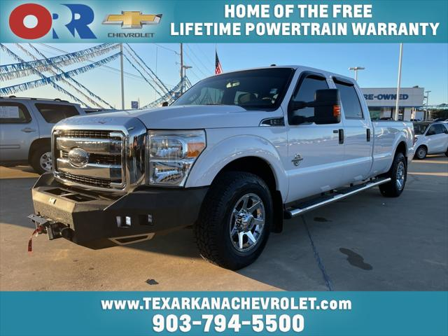 2014 Ford Super Duty F-250 Srw XL/XLT/Lariat/King Ranch [1]