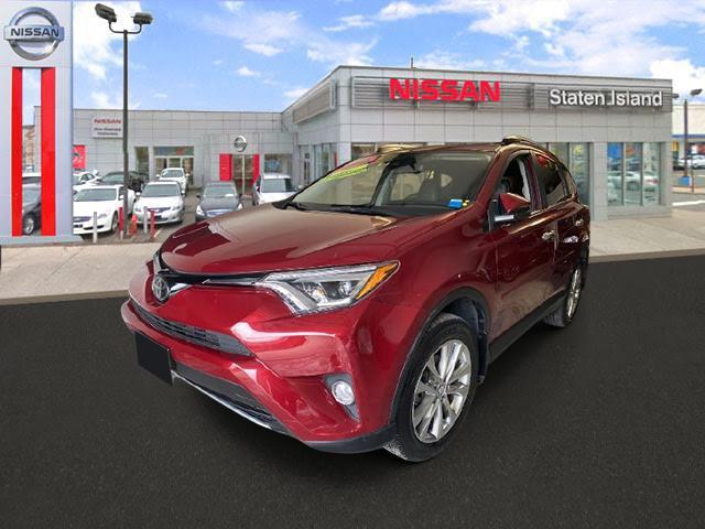 2018 Toyota Rav4 Limited [17]