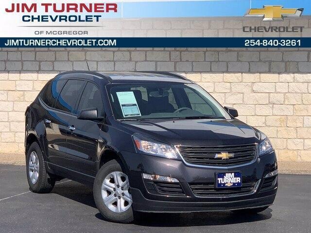 2017 Chevrolet Traverse LS for sale in McGregor, TX