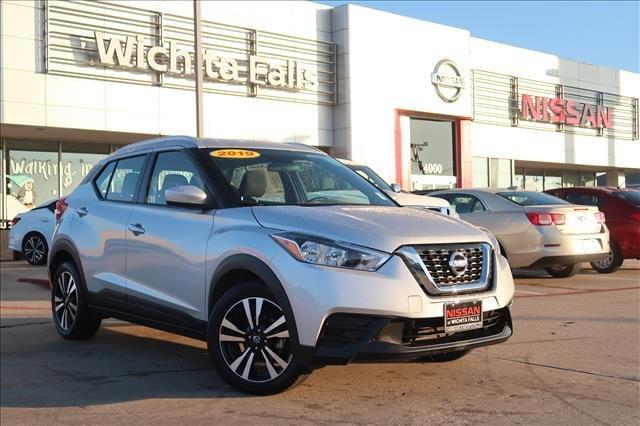 2019 Nissan Kicks SV [3]