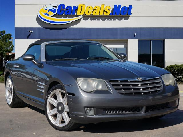 Used CHRYSLER CROSSFIRE 2005 CARDEALS.NET PLANO LIMITED