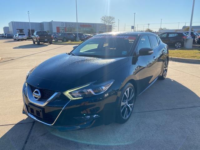 2016 Nissan Maxima 3.5 SV [0]