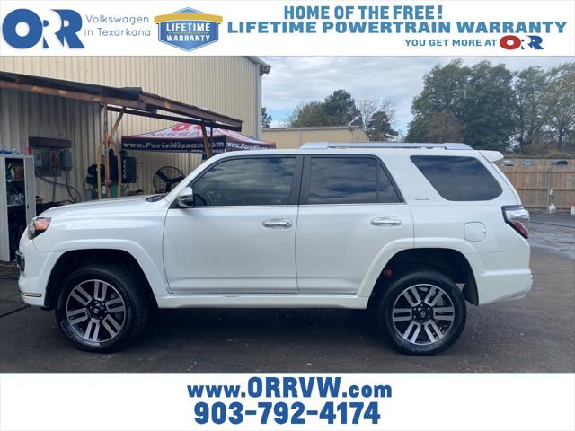 2016 Toyota 4Runner Limited [0]