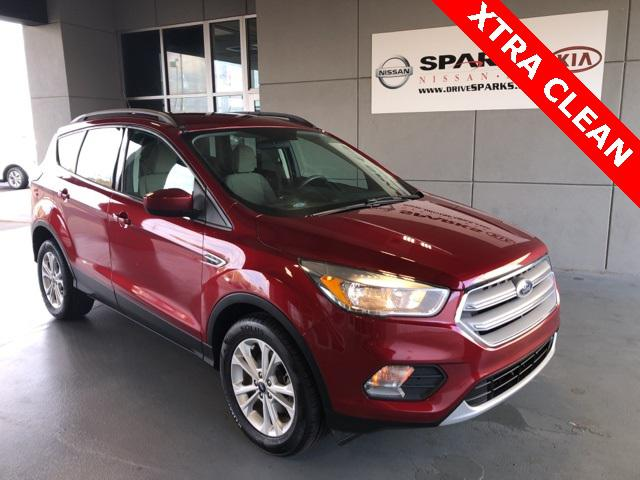 2018 Ford Escape SE [11]