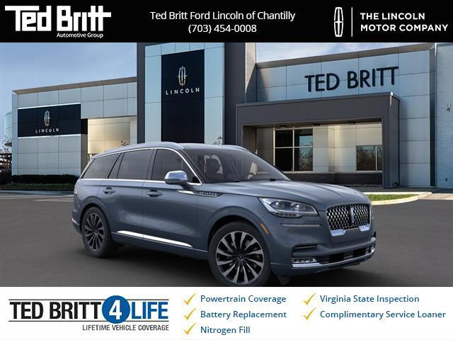 2021 Lincoln Aviator Black Label Grand Touring for sale in Chantilly, VA