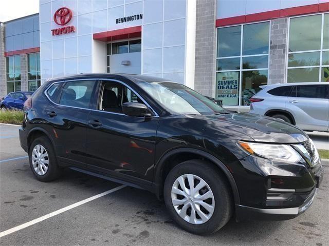2017 Nissan Rogue S for sale in Bennington, VT