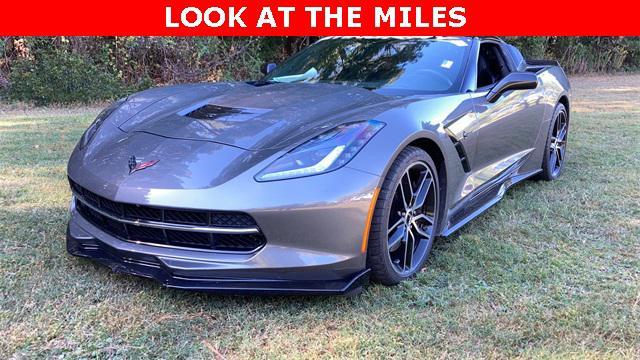 2015 Chevrolet Corvette Z51 3LT for sale in Greenville, NC