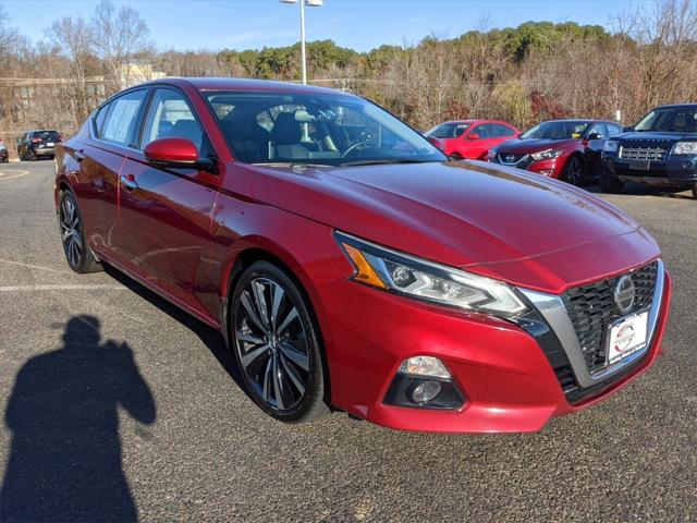 2019 Nissan Altima 2.5 Platinum for sale in Stafford, VA