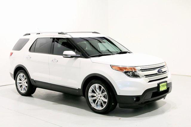 2013 Ford Explorer Limited [6]