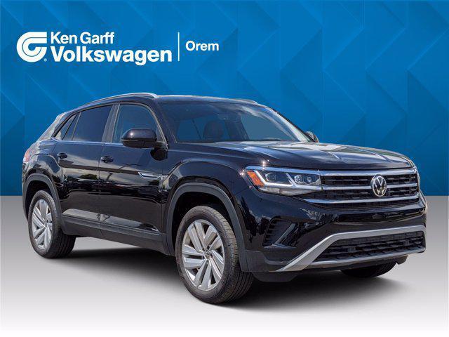 2021 Volkswagen Atlas Cross Sport 2.0T SE w/Technology for sale in Orem, UT