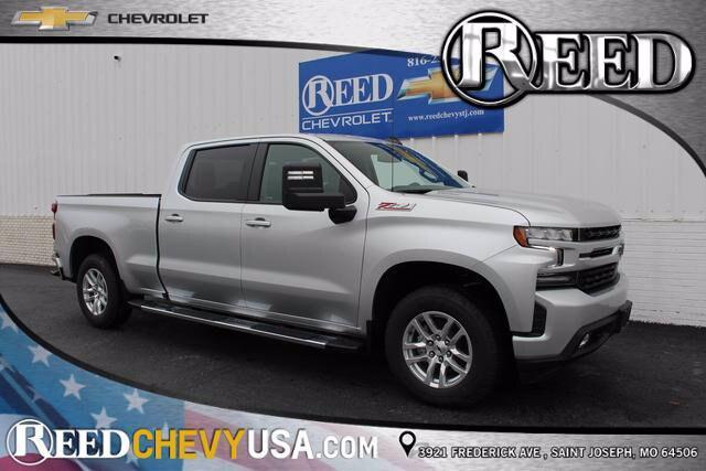 2021 Chevrolet Silverado 1500 RST for sale in Saint Joseph, MO
