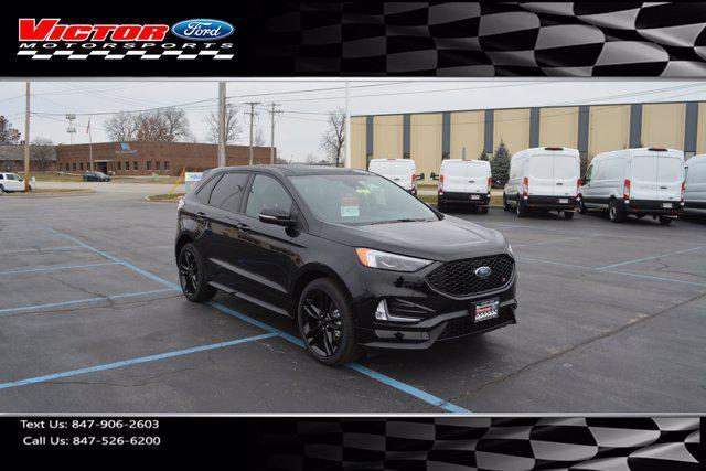 2020 Ford Edge ST for sale near Wauconda, IL