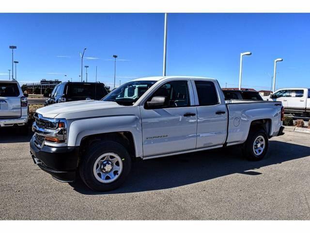 2018 Chevrolet Silverado 1500 Work Truck for sale in Midland, TX