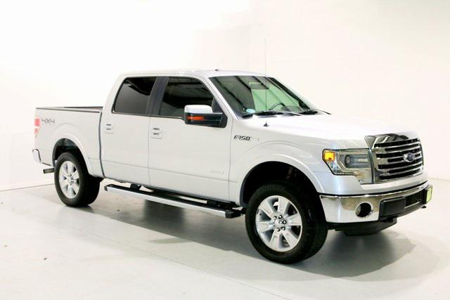 2013 Ford F-150 XL/XLT/FX4/Lariat/King Ranch/Platinum/Limited [8]