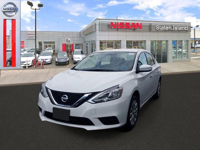 2017 Nissan Sentra S CVT [16]