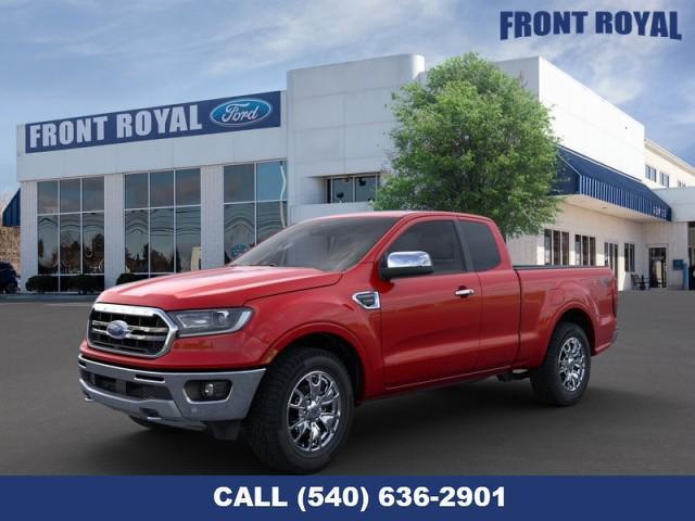 2020 Ford Ranger LARIAT for sale in Front Royal, VA