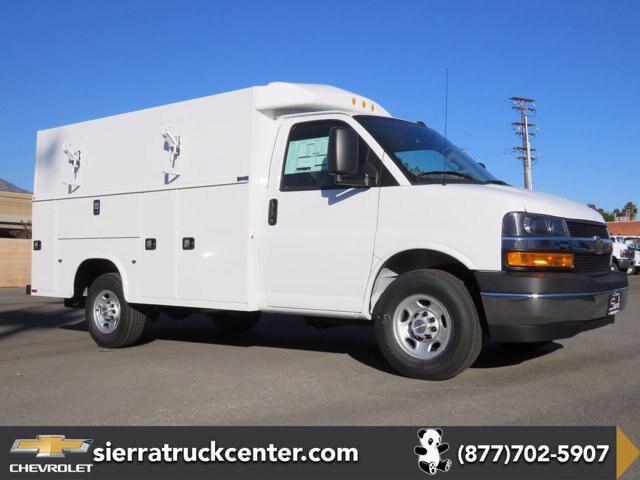 """2020 Chevrolet Express Commercial Cutaway Van 139"""" [0]"""