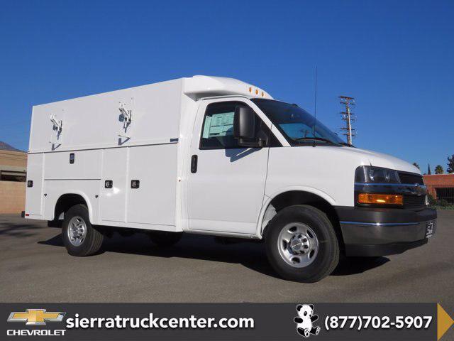 """2020 Chevrolet Express Commercial Cutaway Van 139"""" [1]"""