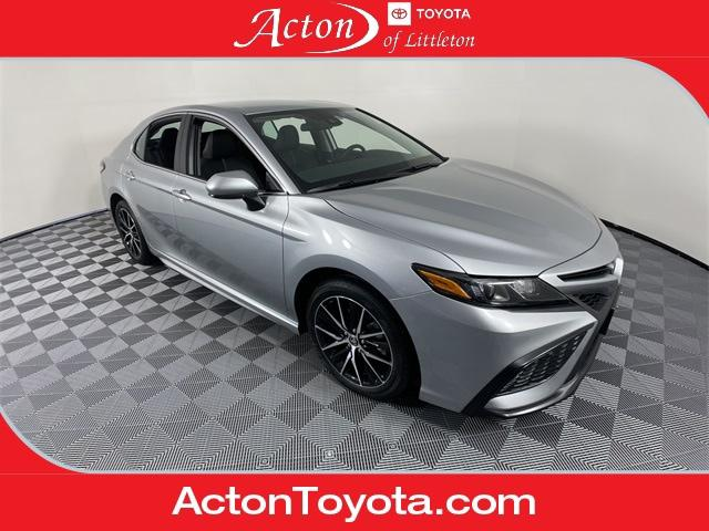 2021 Toyota Camry SE for sale in Acton, MA