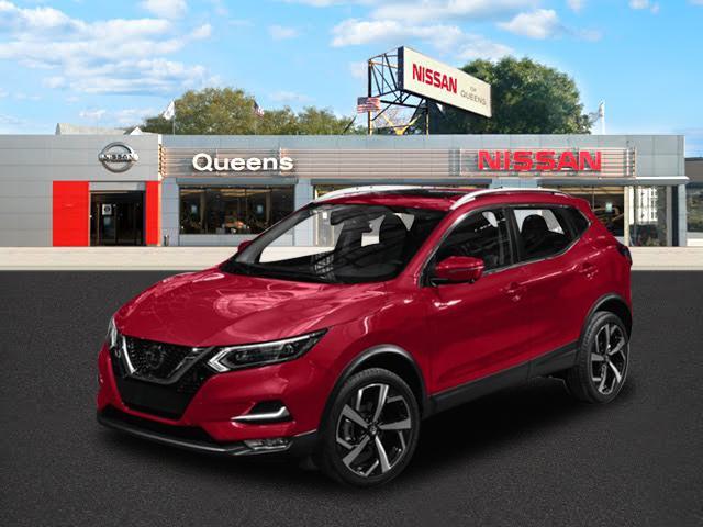 2020 Nissan Rogue Sport SV [12]