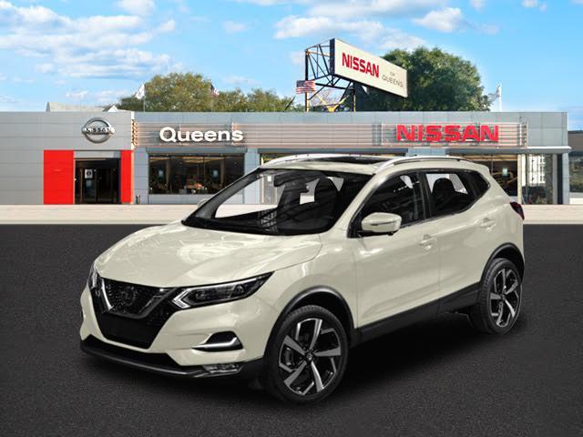 2020 Nissan Rogue Sport SV [8]