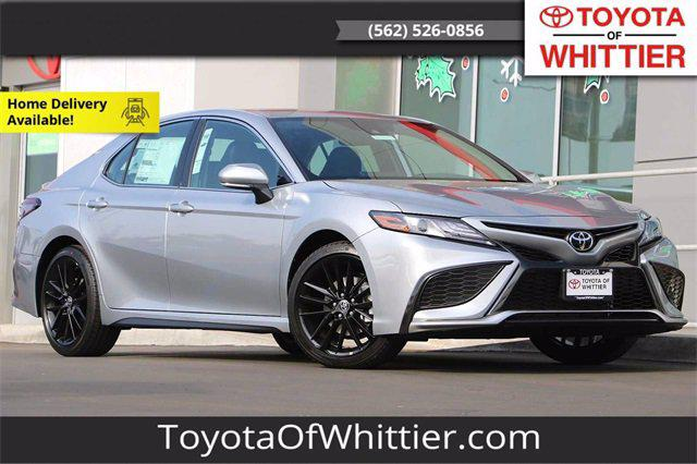 2021 Toyota Camry XSE for sale in Whittier, CA