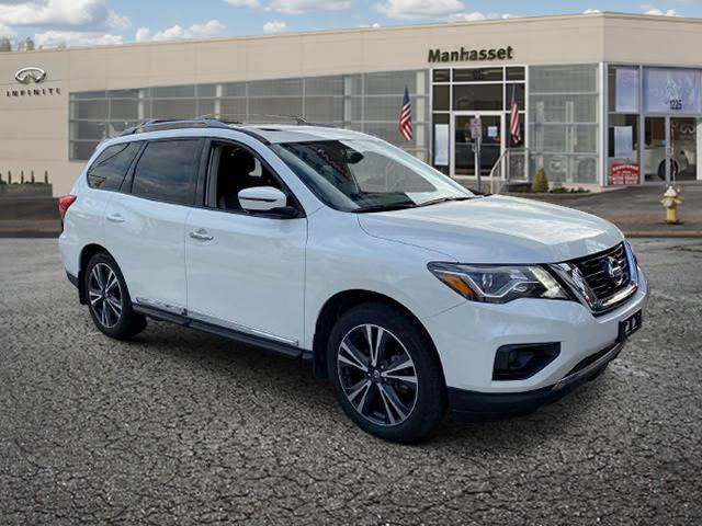 2019 Nissan Pathfinder Platinum [8]