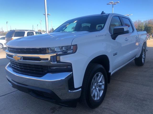 2020 Chevrolet Silverado 1500 LT [1]