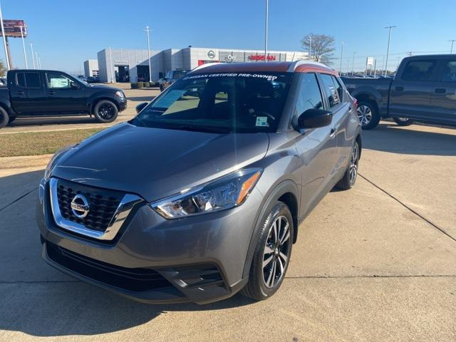 2019 Nissan Kicks SV [15]