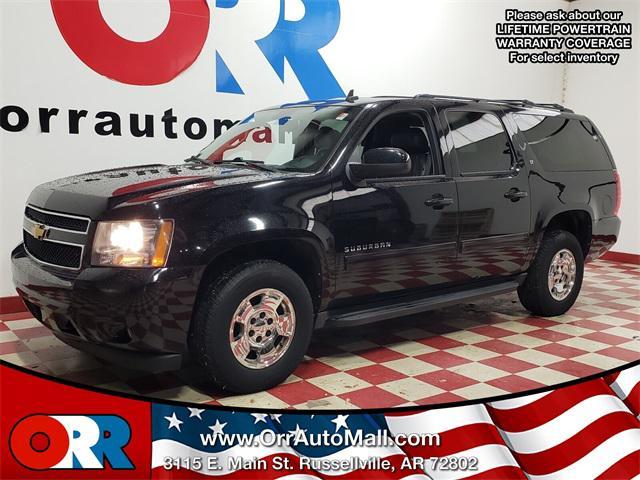 2010 Chevrolet Suburban LT [3]