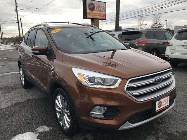 2017 Ford Escape Titanium for sale in Winchester, VA