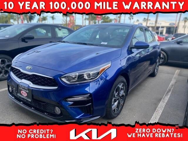 2021 Kia Forte LXS for sale in Riverside, CA