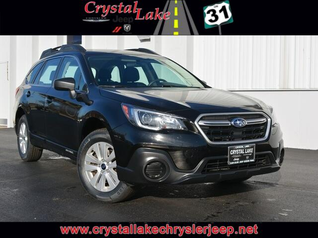 2018 Subaru Outback 2.5i for sale in Crystal Lake, IL