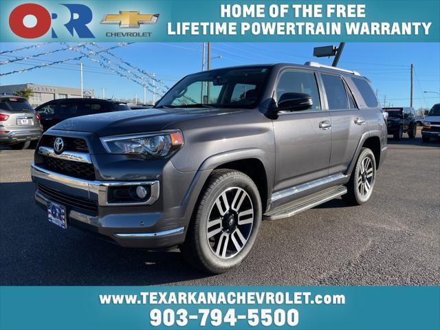 2018 Toyota 4Runner Limited [14]