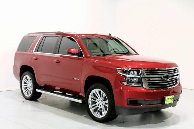 2015 Chevrolet Tahoe LT [16]