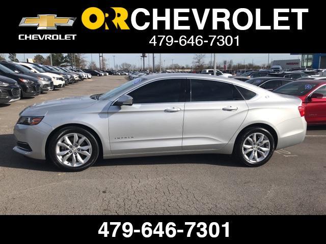 2016 Chevrolet Impala LT [2]