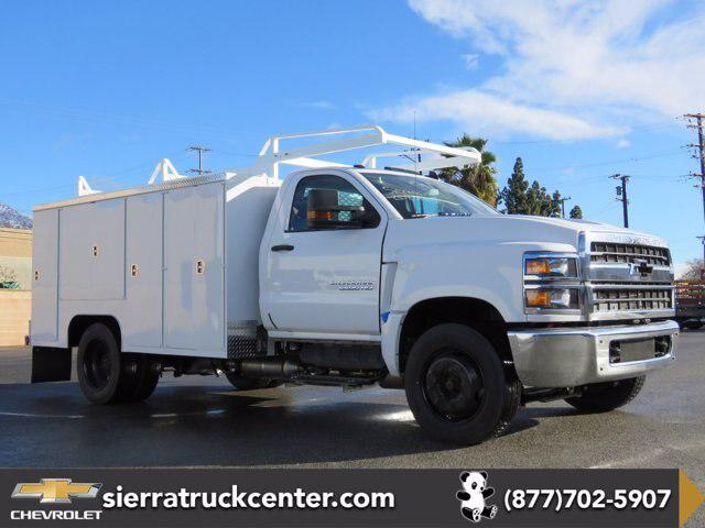 2020 Chevrolet Silverado Md Work Truck [18]