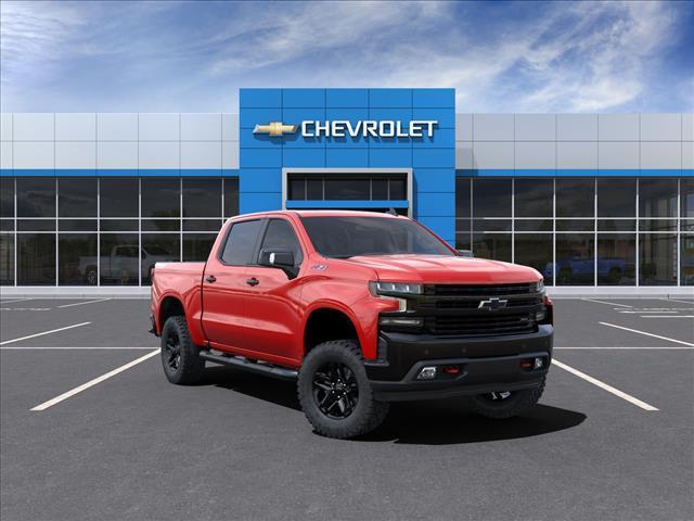 2021 Chevrolet Silverado 1500 LT Trail Boss for sale in Imlay City, MI