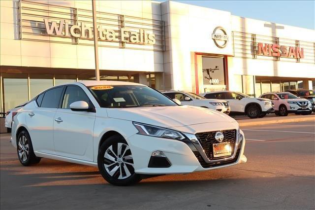 2020 Nissan Altima 2.5 S [15]