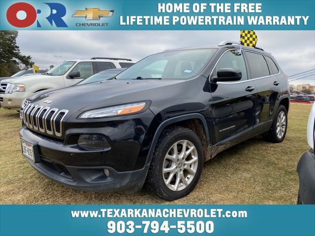 2016 Jeep Cherokee Latitude [7]