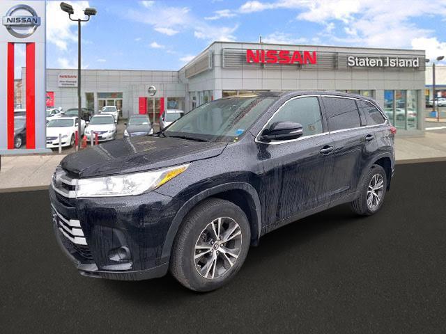 2018 Toyota Highlander LE [0]