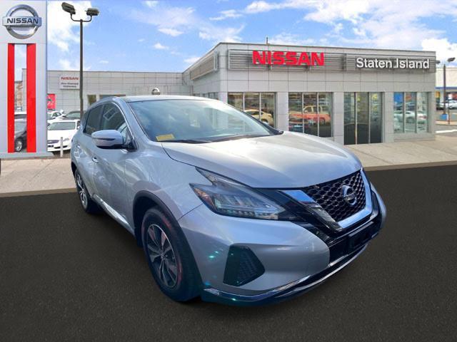 2019 Nissan Murano S [8]