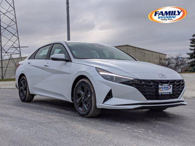 2021 Hyundai Elantra SEL for sale in Tinley Park, IL