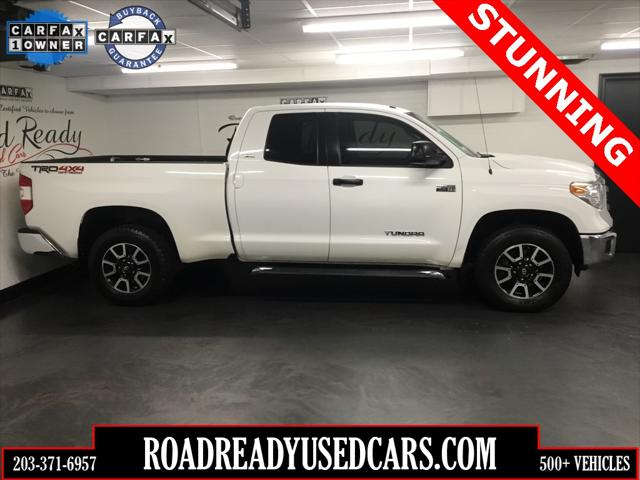 2015 Toyota Tundra 4WD Truck SR5 for sale in Bridgeport, CT