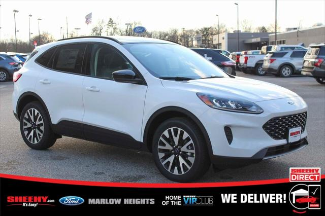 2020 Ford Escape SE Sport Hybrid for sale in Marlow Heights, MD